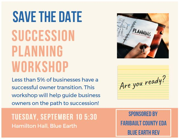 Succession Planning Workshop